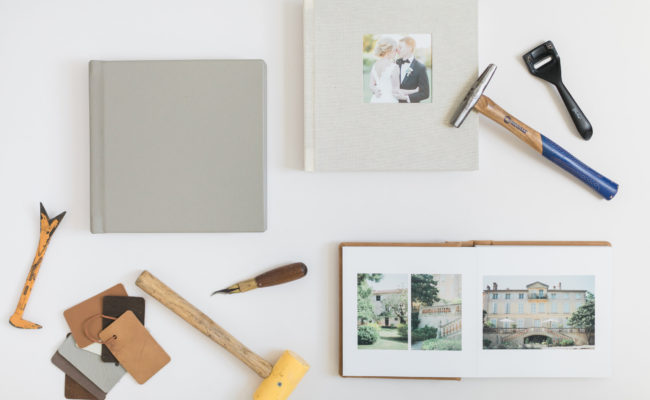 How to sell wedding albums using an album credit
