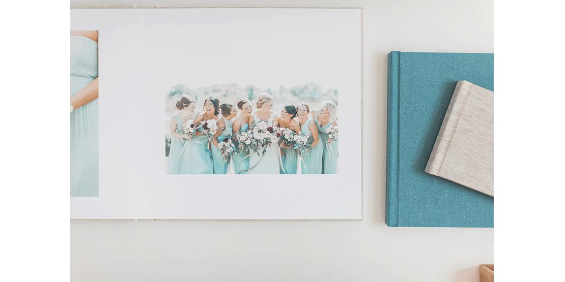Heirloom Albums for Professional Photographers Kiss Books