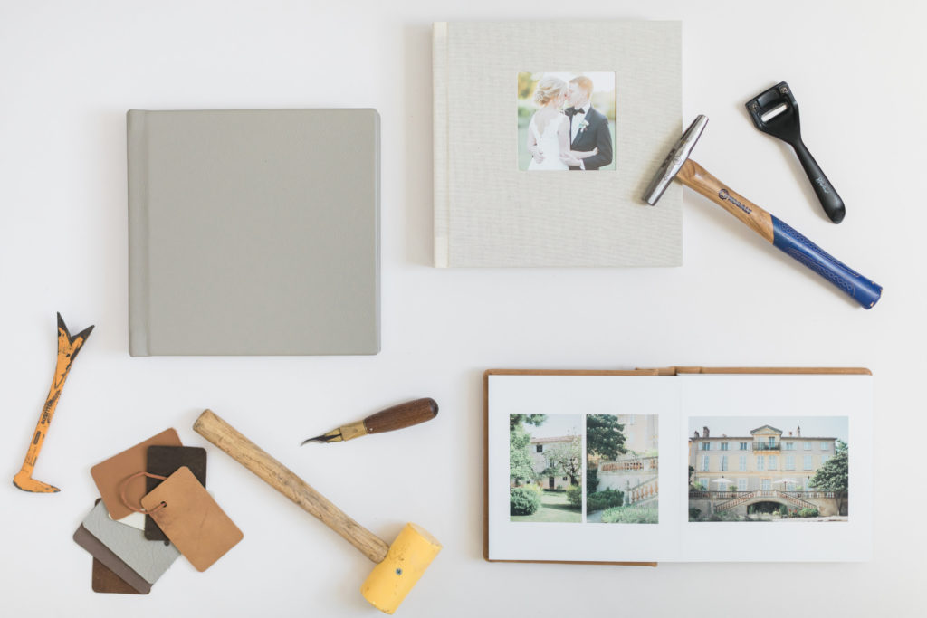 Tools for designing photo albums